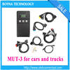 2014 New Arrivals Mut 3 Mut III Scanner Mitsubishi MUT-3 for Cars and Trucks with Coding Function Color Display
