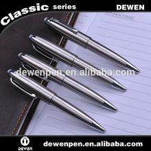 Metal Amazing Twist Steel Promotional Pen with Logo
