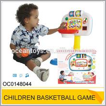 Children sport toy game Mini plastic basketball for kids (English / Spanish)OC0148044