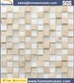 vidro mix de mosaico de pedra para spa
