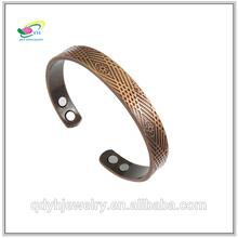 Unique Style Unique Style Japanese Magnetic Copper Bracelet