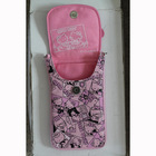 Hello kitty neck hanging bag for phone , universal style pouch & sleeve
