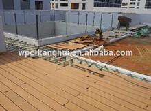 Caml 100% ambiente wpc ponte di legno sintetico