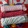 High Quality PP Polyester 16-strand Braided Ropes With Low Price From China Factory