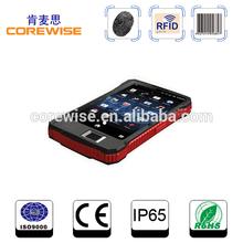 Barcode/fingerprint/RFID/rugged vatop windows tablet pc