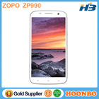 """Touch Screen Mobile Phone ZOPO ZP990 Phone Custom Android Mobile Phone 6.0"""" MTK6592 Octa Core Cell"""