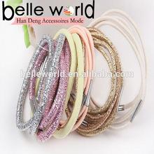 glitter girls elastic hair bands