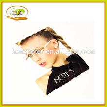 customised microfiber lens/eyeglass cleaning cloth wholesale