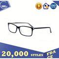 Marca occhiali nome fotogrammi, fiore in, clip magnetica- su telaio occhiali