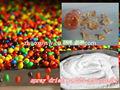 De chocolate de chocolate ingredientes ( árabe de la goma )