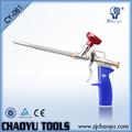 2013 novas invenções para construção/mais popular arma de espuma revestida de teflon cy-081