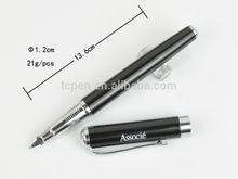 Fountain pen hospital,fine tip fountain pen,fountain ink pen refill TC-1045f