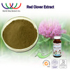 GMP KOSHER HACCP factory supply Estrogen-like action herbal extract 20% isoflavones red clover extract