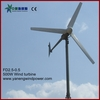 Yaneng best manufacture horizontal axis wind turbines