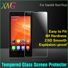 Ultra thin 9H hardness nuglas tempered glass screen protector for xiaomi mi3