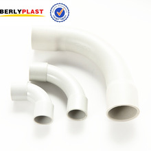 PVC 45 Degree Electrical Conduit Bend Pipe For Australia Market