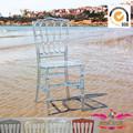 feito em sinofur transparente de alta qualidade cadeira de napoleão