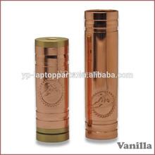 Best selling new product omega copper e-cigarette mechanical mod vanilla mod