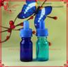 glass bottle 10ml glass essential oil bottle glass dropper bottle with plastic dropper