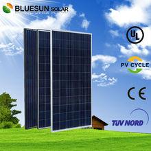 High Efficiency bluesun poly 300W solar panel for sale