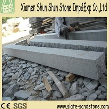 Natural cheap standard kerbstone sizes with high quality