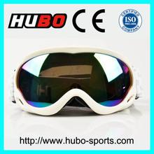 Top design safety snow white frame high quality jet ski for kid eyewear