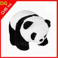 chstoy 2014 urso panda de pelúcia brinquedo com tecido