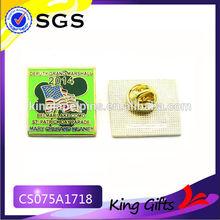 custom pvc lapel pin custom 3d badge ribbon pins medal