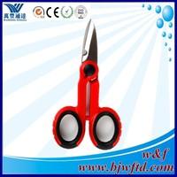 fiber optic tool cutting pigtail jumper scissors kevlar scissors cutter