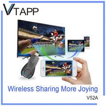 Vtapp EZCast dongle V52A 2014 de alta tecnologia produto de venda quente flip dual sim telefone móvel