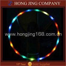 Led plastic hula hoop