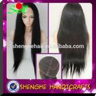 Top Quality 5A Grade 100% Virgin Brazilian Human Hair Full Lace Wig
