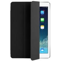3-folding Polyurethane Smart Cover for iPad Air