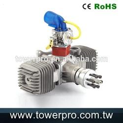 TowerPro Torqpro TP 120 gas engine for airplane