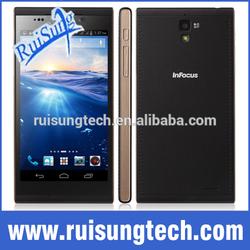 "Original Foxconn InFocus M310 MTK6589T Quad Core 1.5GHz Android 4.2 Mobile Phone 1GB+4GB 4.7"" IPS Screen 1280*720"