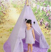 china acampamento de lona crianças teepee tendas indianas