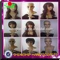 Peruca de alta qualidade de exibição de cabeças de manequim!!