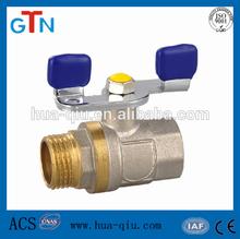 brass ball valve dimensions