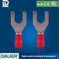mdd uniones de cables eléctricos y los empalmes de terminales