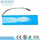 rechargeable 9v 18v 24 volt li-ion lithium ion battery pack for e-bike
