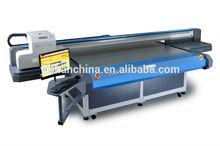 Different industrial grade UV digital flatbed printer