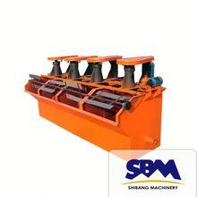Hot sale high efficiency mine and flotation plant rare earth