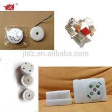 Plastic press sound box/anime music box/press musical box for toys