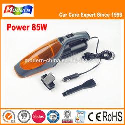 85W portable car vacuum cleaner