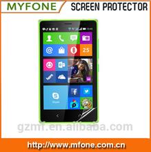 New arrival blue light cut screen protector guard for Nokia X2.DUAL SIM