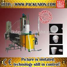 CE good quality eps foam orange juice cup making machine