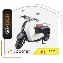High quality retro style scooters With anti-theft feature made in China
