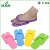 wholesale custom eva disposable slipper/eva foam disposable fip flop