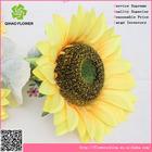 Sunflower artificial flower arrangements for artificial flower and foliages