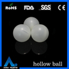 Large hollow plastic ball for water floating balls not grind or sewage disposal